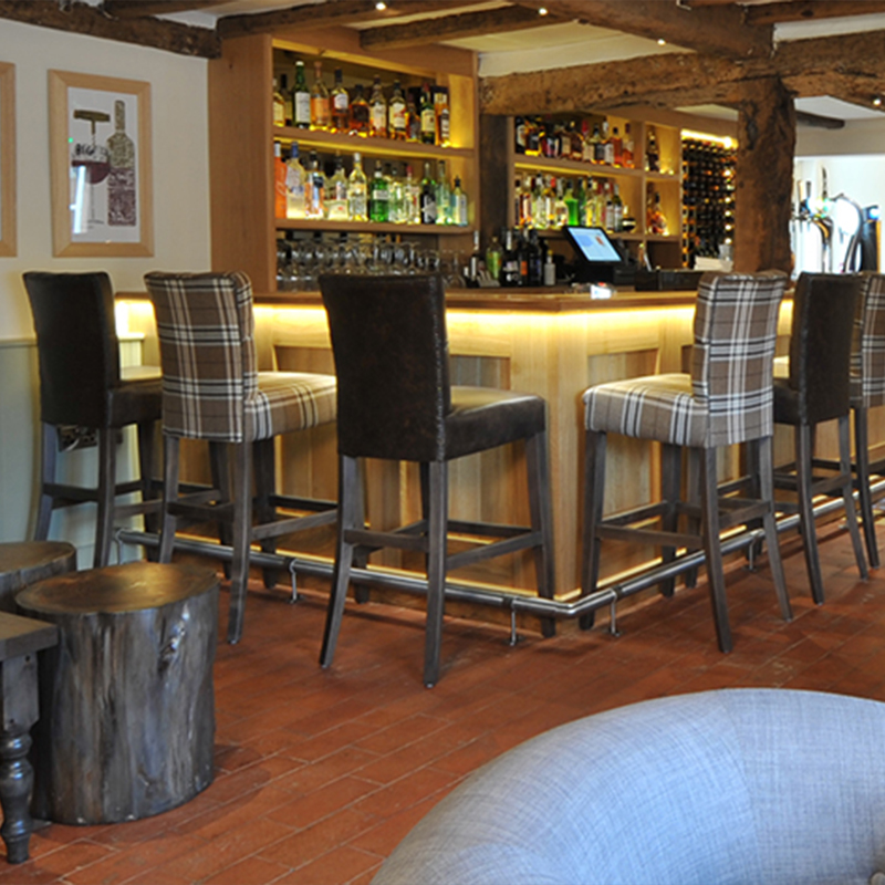 Licensed premises refurbishment, The Lion at Myddle | Shingler Construction