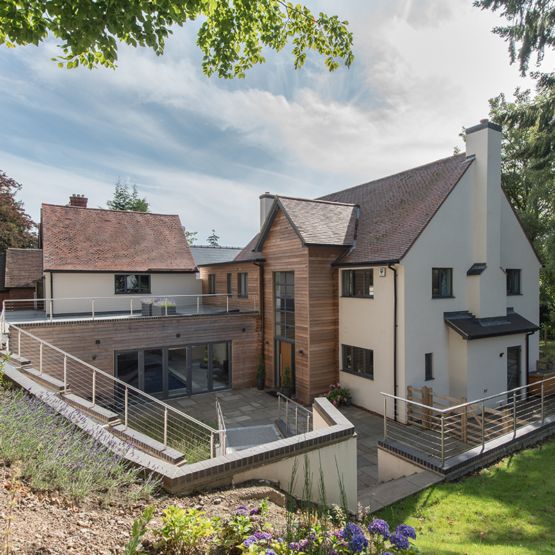 Bespoke residential building project, Shrewsbury | Shingler Construction