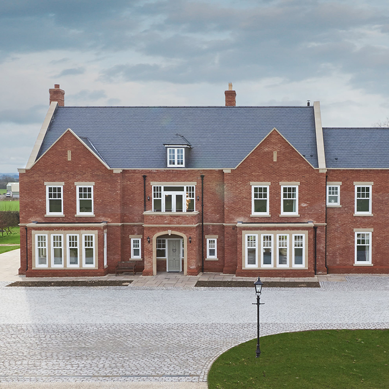 Exceptional residential building project, Shrewsbury | Shingler Construction